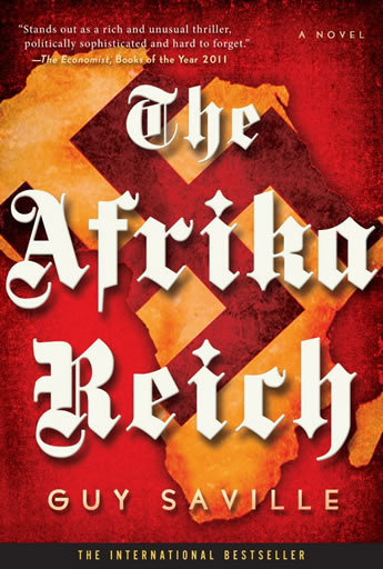 US Edition of The Afrika Reich